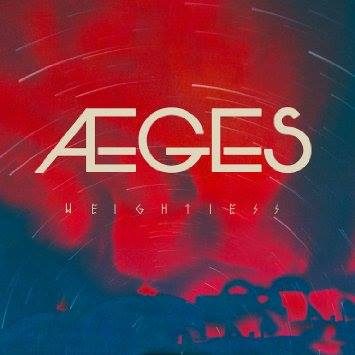 AEGES - Weightless cover