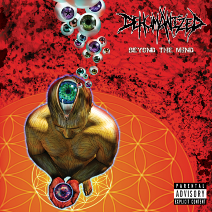 DEHUMANIZED - Beyond the Mind cover