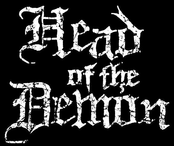 head of the demon logo