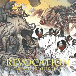 revocation great is our sin cover