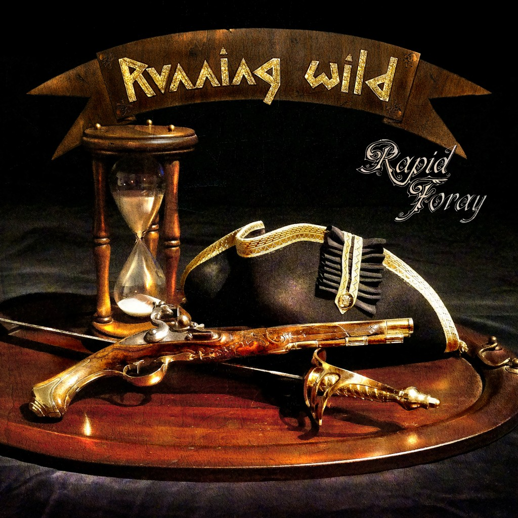 running wild rapid foray cover