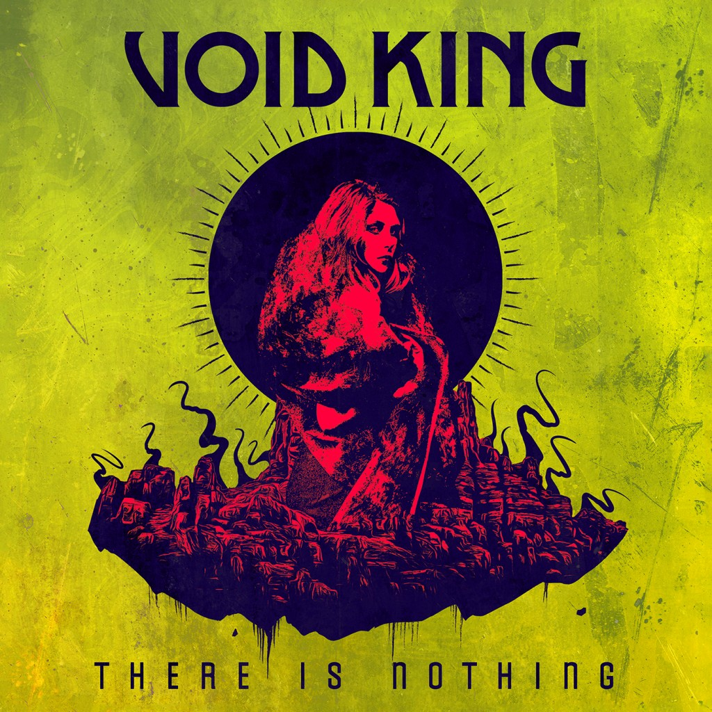 void king there is nothing cover