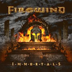 FIREWIND - Immortals cover