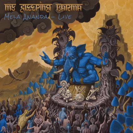 MY SLEEPING KARMA - Mela Ananda - Live cover
