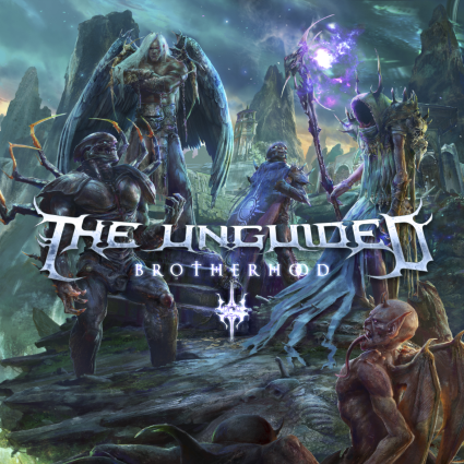 the unguided brotherhood cover