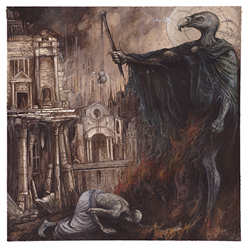 craven idol the shackles of mammon cover